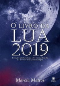 Livro - O Livro Da Lua 2019
