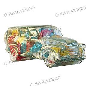 Baleiro Chevrolete Furgão - Bar Mercearia Presente Balas Doces Antigo Festas Pote Compota Reservatório