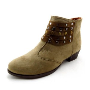 Bota Laura Miguel Rato com Hot-fix Frontais - 1210