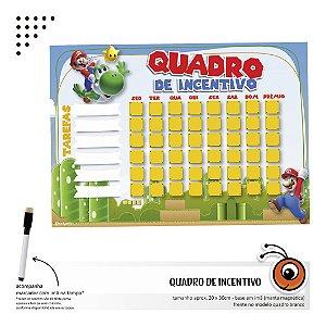 Quadro de Incentivo - Mario