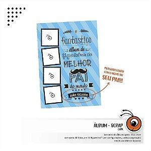 Álbum Revista - SCRAP
