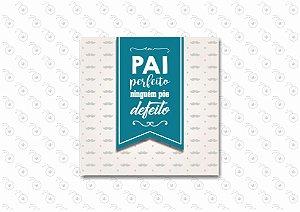 Álbum Pai Perfeito