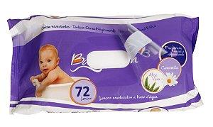 Lenços Umedecidos Baby Bath