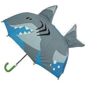 Guarda-chuva 3D Tubarão Stephen Joseph