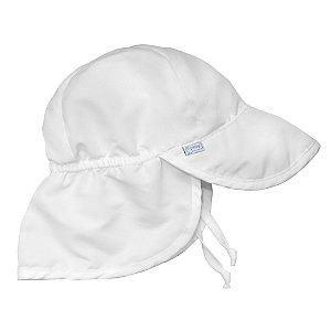 Chapéu de Banho Tipo Australiano Branco IPlay