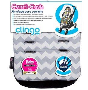 Almofada para Carrinho Comfi-Cush Zig Zag Clingo