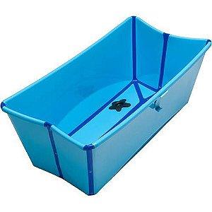 Banheira Flexi Bath Azul | Stokke