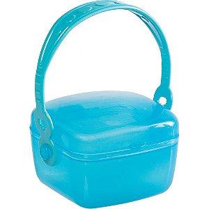 Porta Chupeta Azul | Girotondo