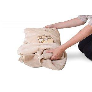 Travesseiro com Manta | Cleva Mama