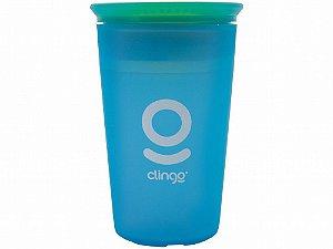 Copo Mágico 360º Azul | Clingo