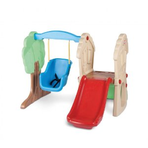 Playground e Balanço Hide & Seek | Little Tikes