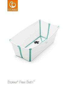 Banheira Flexi Bath Verde| Stokke