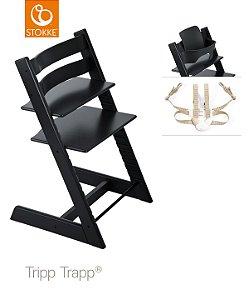 Cadeira de Crescimento Tripp Trapp Black | Stokke