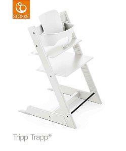 Kit Bebê Tripp Trapp White | Stokke