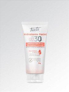 Hidratante Facial Tracta FPS30 Pele Normal/Seca