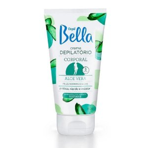 Creme Depilatório Corporal Aloe 100Gr Depil Bella Pa1118