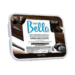 Cera Quente Depil Bella Dark Chocolate 250G Pa1290