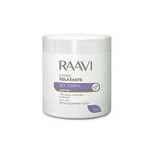 Creme De Massagem Raavi Relaxante 500Gr Pa0456