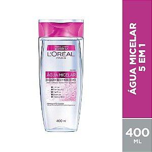 Agua Micelar Loreal 400Ml