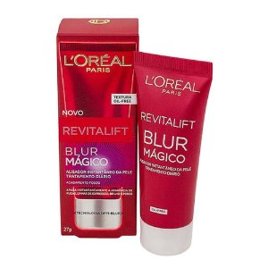 Creme Facial Loreal Revitalift Blur Mágico 27Gr