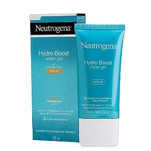 Hidratante Para O Rosto Neutrogena Hydro Boost Water Gel 50Gr