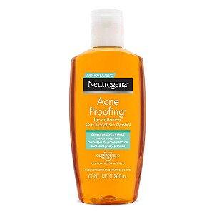 Tonico Anti Acne Neutrogena Proof 200Ml
