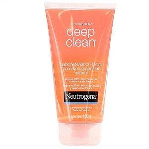 Sabonete Líquido Neutrogena Deep Clean Grapefruit 150G
