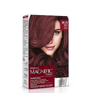 Coloração Amend Magnific Color 66.26 Vermelho Marsala