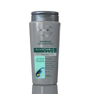 Lacan Ajustable Plus Shampoo Auto Ajustável 300ml