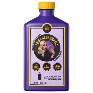 Lola Loira de Farmácia Shampoo Matizador 250ml