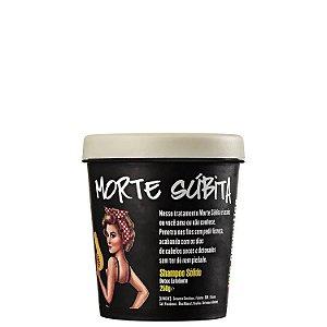 Lola Morte Súbita Shampoo Sólido Detox Esfoliante 250g