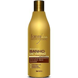 Forever Liss Banho de Verniz Shampoo 500ml