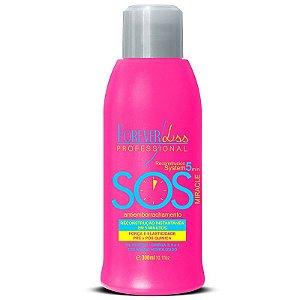 Forever Liss SOS Antiemborrachamento - Reconstrutor 300ml