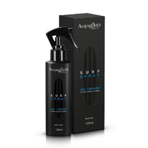 Acquaflora Surf Spray Gel Líquido 120ml