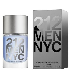 Carolina Herrera 212 Men Eau de Toilette 30ml