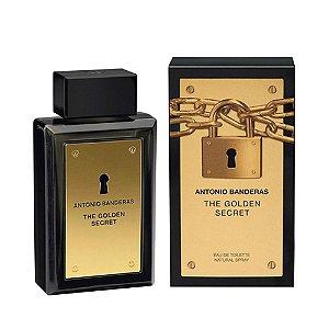 Antonio Banderas The Golden Secret Eau de Toilette 50ml