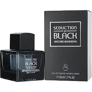Antonio Banderas Seduction in Black Eau de Toilette 50ml