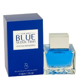 Antonio Banderas Blue Seduction Eau de Toilette 50ml