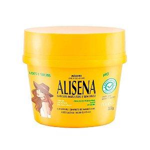 Muriel Alisena Máscara Lisos e Soltos 300ml