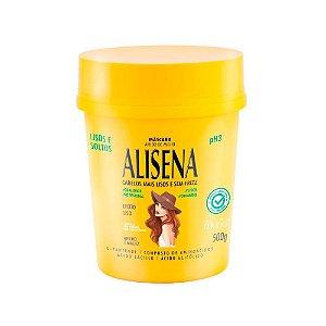 Muriel Alisena Máscara Lisos e Soltos 500ml