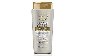 Lacan SOS Result Shampoo Reconstrutor 300ml