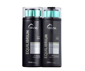 Truss Equilibrium Kit Shampoo 300ml + Condicionador 300ml