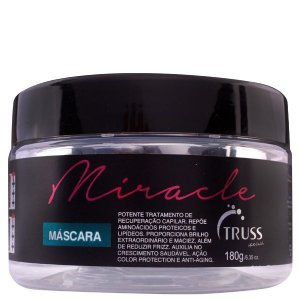 Máscara Truss Miracle 180G