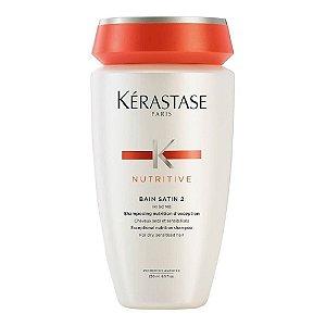 Shampoo Kérastase Nutritive Bain De Satin 2 250Ml