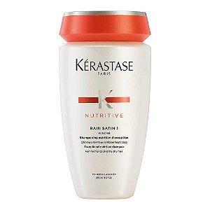 Shampoo Kérastase Nutritive Bain De Satin 1 250Ml