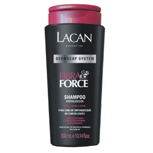 Shampoo Lacan Fibra&Force Fortalecedor 300Ml