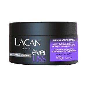 Máscara Lacan Instant Action Ever Liss 300G