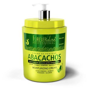 Creme de Pentear Forever Liss Abacachos 950gr