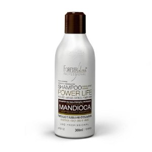 Shampoo Forever Liss Mandioca Power Life 300Ml