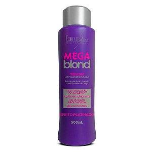 Máscara Matizadora Forever Liss Mega Blond 500Ml